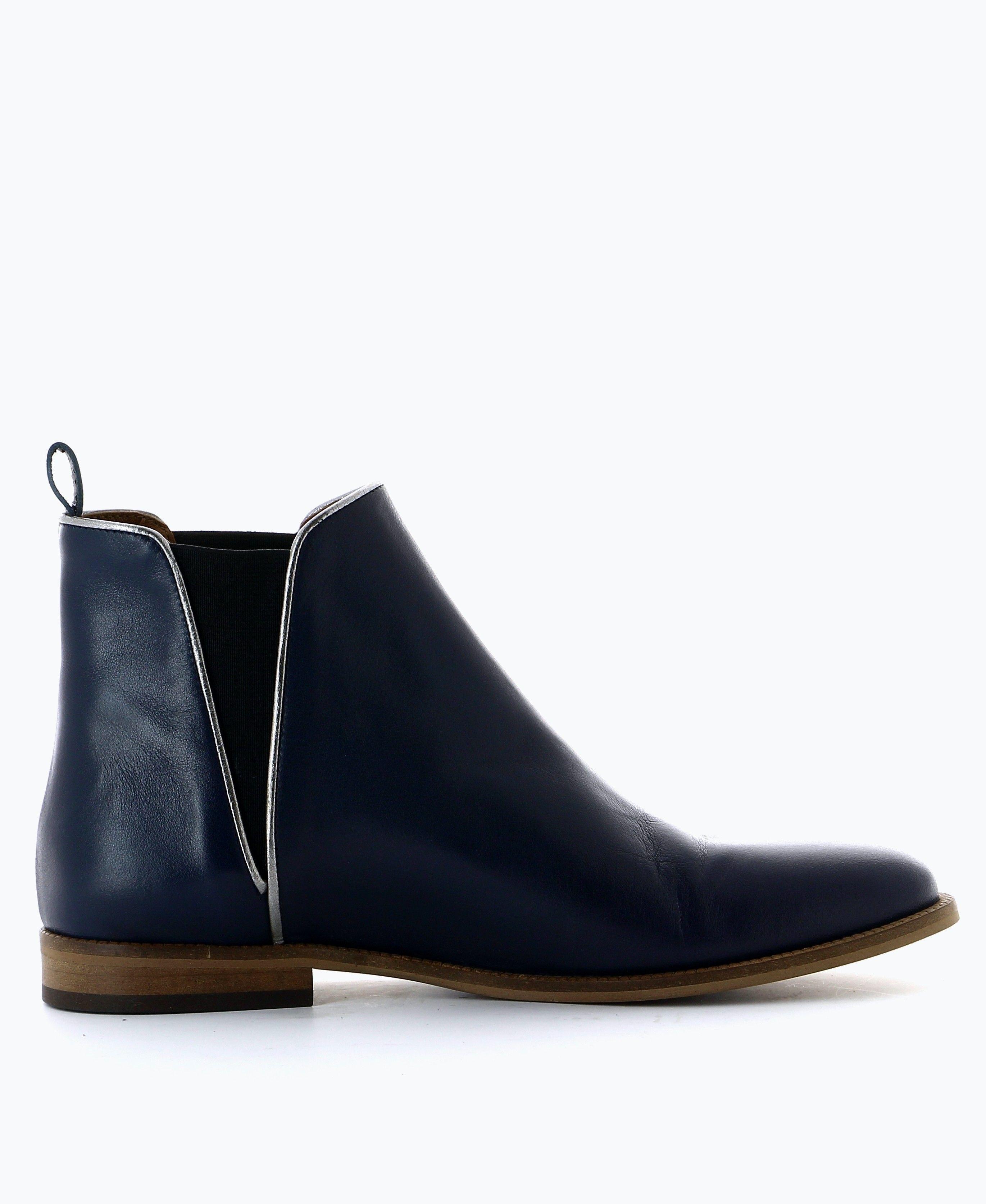 boots chelsea plate - boots - catégories - femme | texto | shoes