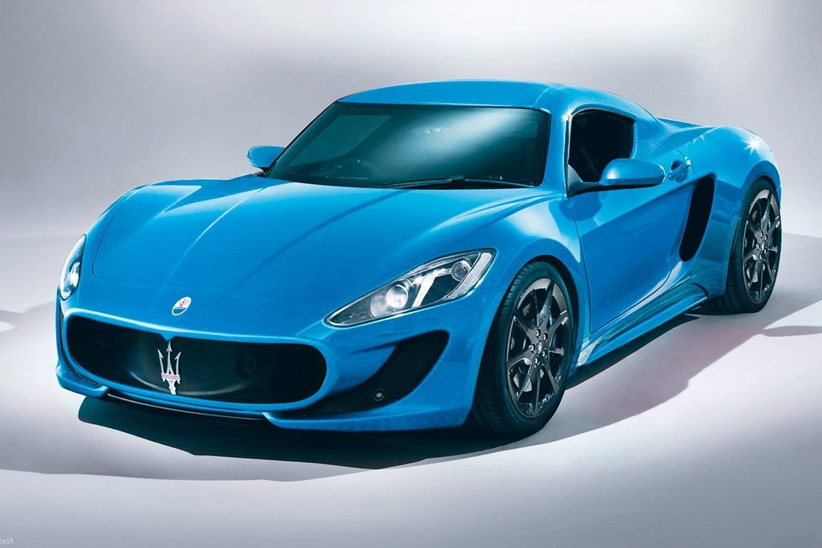 Maserati Two Seater Sports Car Likely In 2016 Auto Express