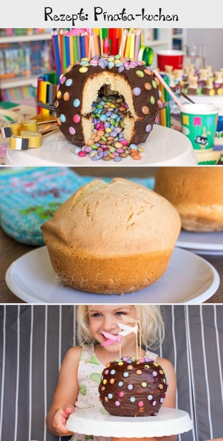 Photo of REZEPT: PINATA CAKE – Rezepte für Familien, kreatives Essen – Baby, Kind und …..