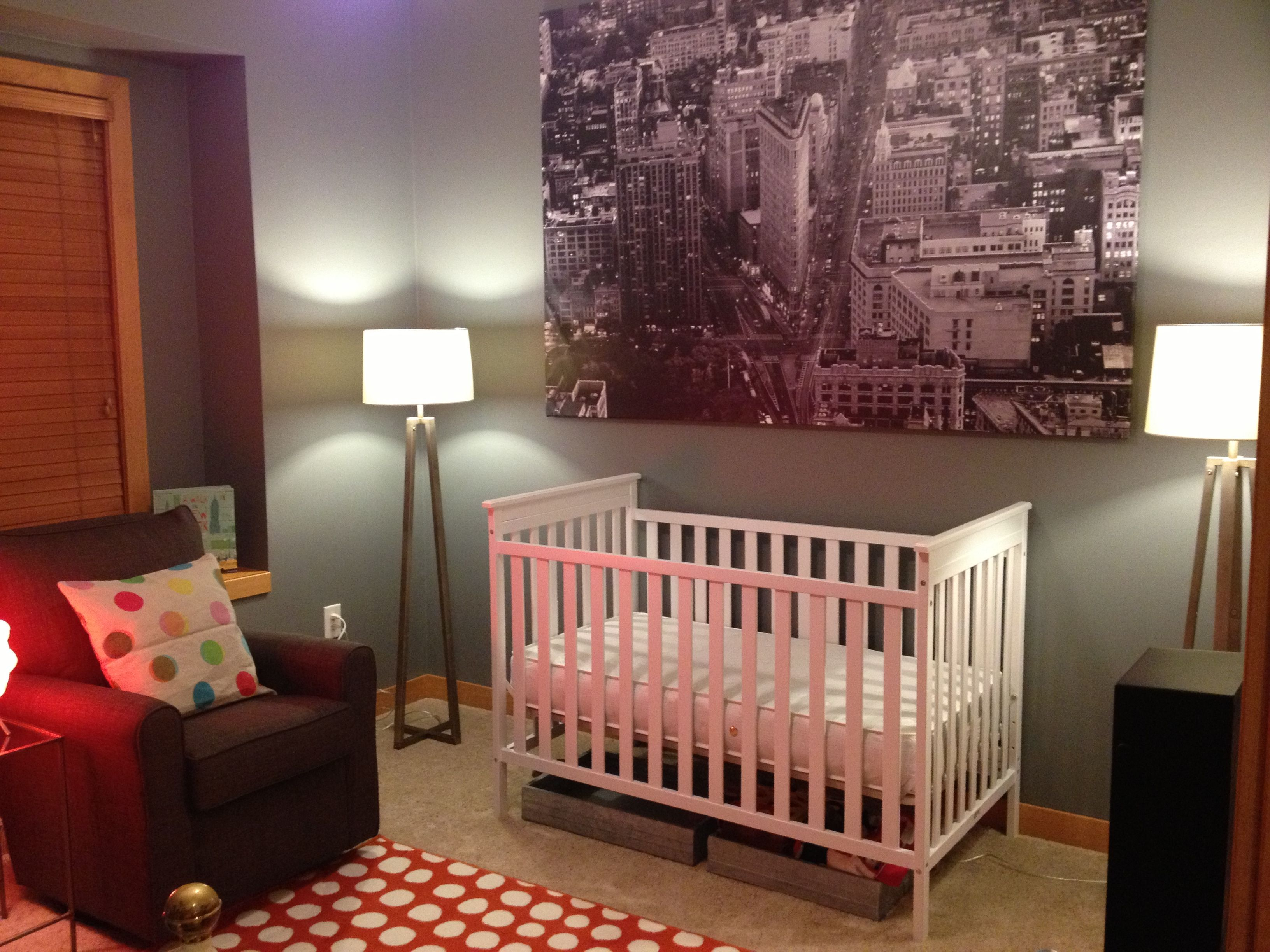 New York City Themed Nursery Nursery Nursery Nursery Themes Baby