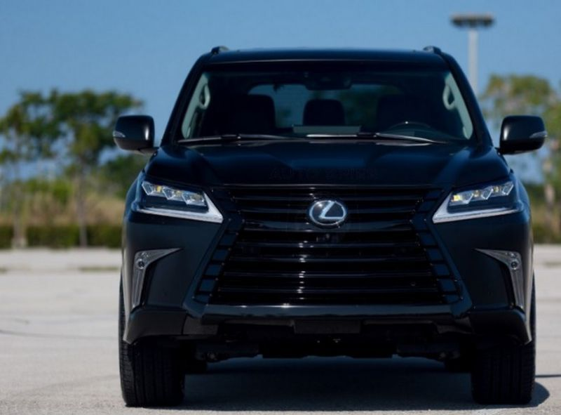 2019 Lexus LX 570: Changes, Equipment, Price >> 2019 Lexus Lx 570 Black Out Special Edition New Models
