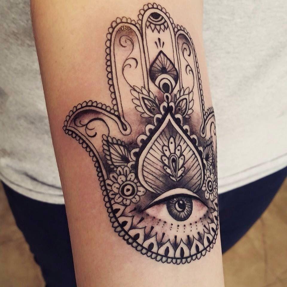 c6ef3cfd0 Spiritual | Lotus tattoo | Hamsa tattoo, Tattoos, Hamsa hand tattoo