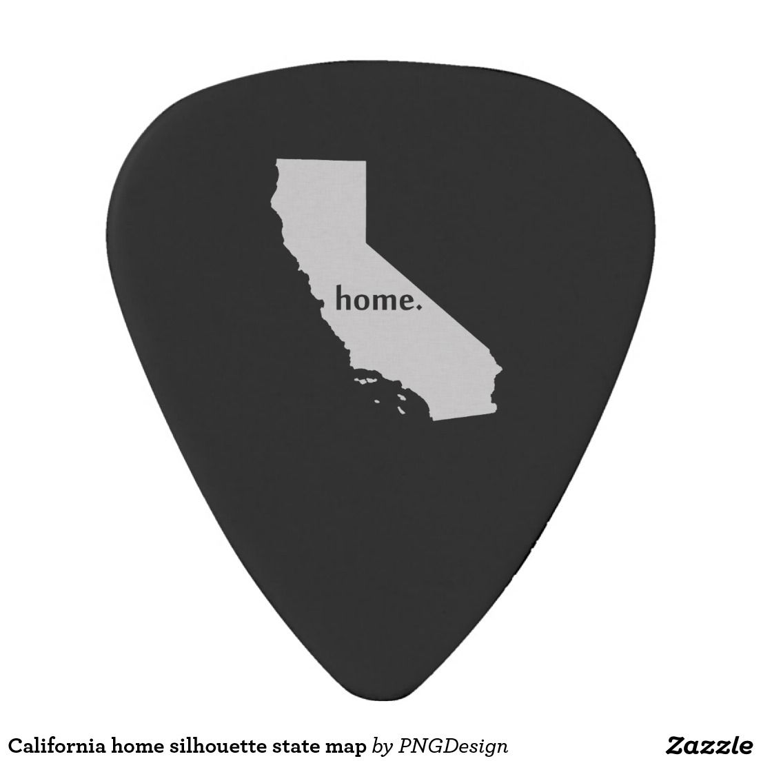 California home silhouette state map guitar pick guitar picks for california home silhouette state map publicscrutiny Choice Image