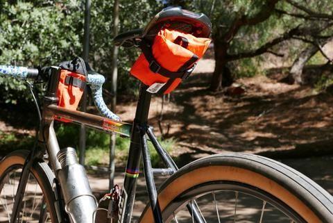 Bike Tool Roll Saddlebag Road Runner Bags 22 Bike Cool