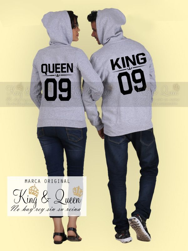 2017 King Queen T Shirt Couple Clothes Shirts Femme Summer