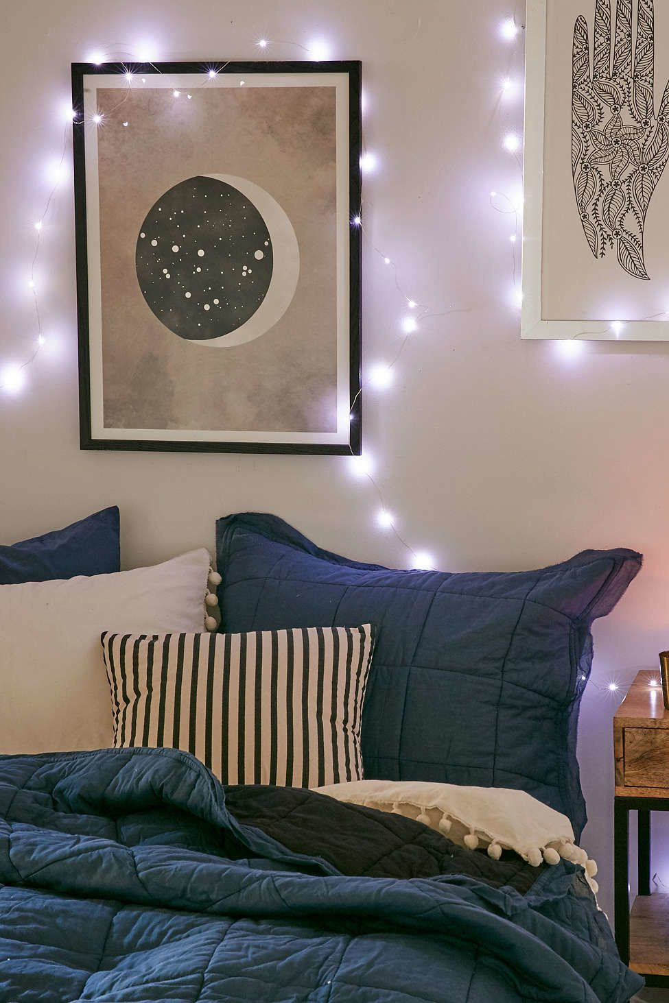 Firefly lights will make your canopy enchantingly ethereal