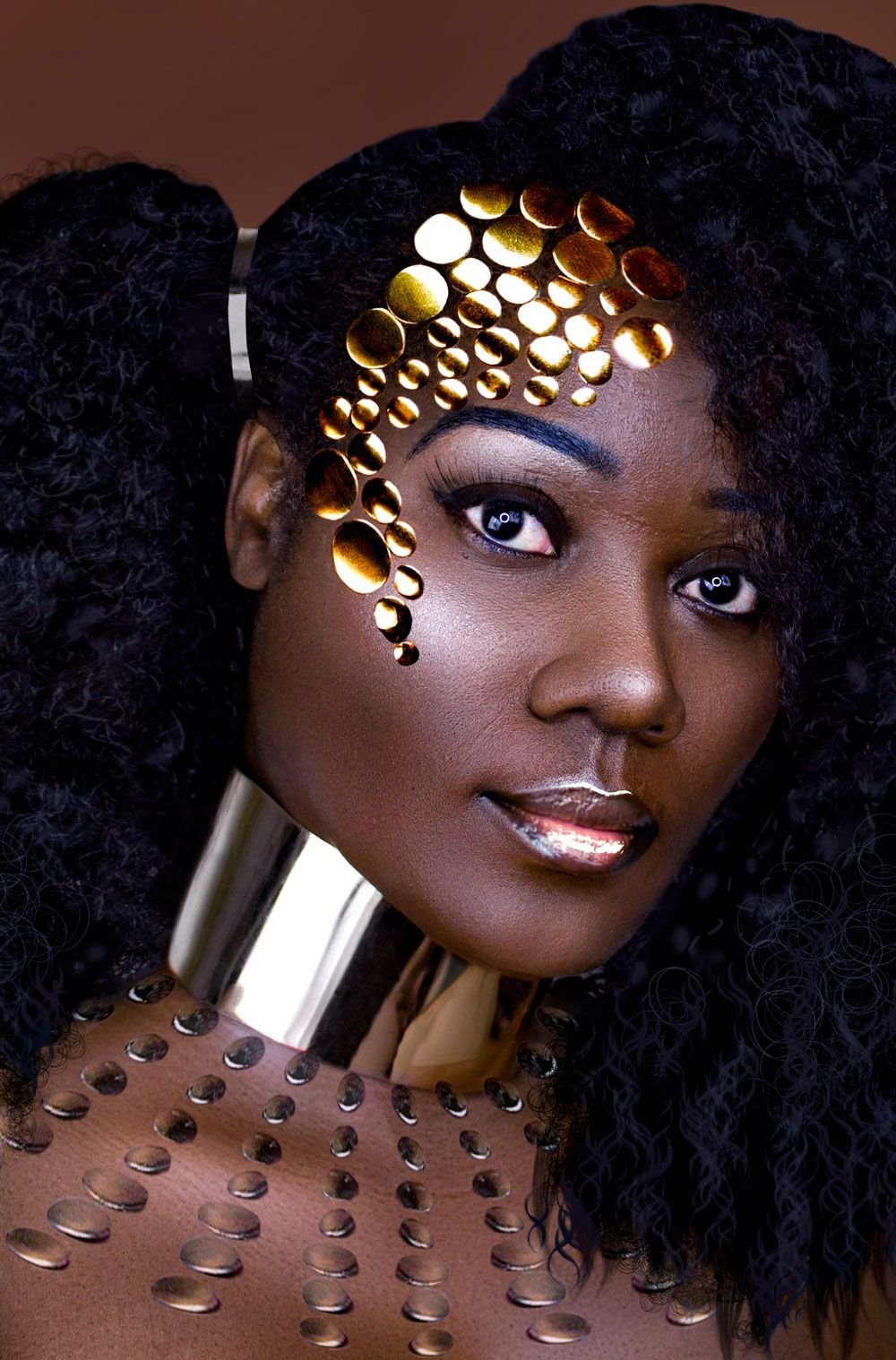 The Art of Makeup photography Art in 2019 African