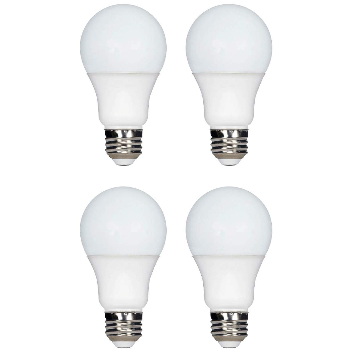 100w Equivalent Tesler 15w Led Dimmable Standard 4 Pack A21 Dimmable Led Lights Bulb Led