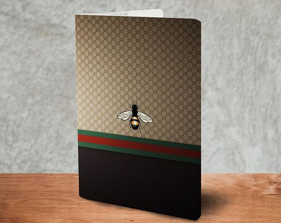 e43cc428 Inspired by Gucci Bee Passport cover Gucci Passport holder Style ...