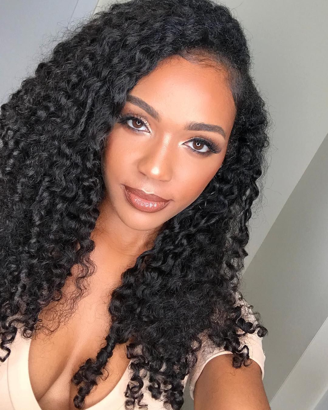 The Best Natural Curly Hair Clip Ins 3c 4a Hergivenhair