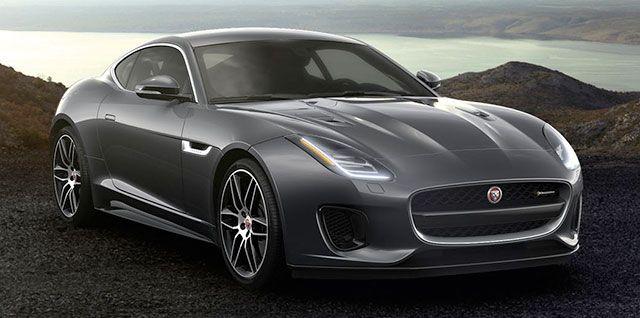 Jaguar F-TYPE - Coupe & Convertible Models (With images ...