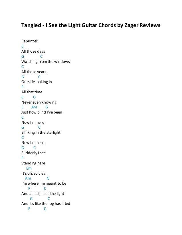 I See The Light Ukulele Chords : light, ukulele, chords, Ukulele, Songs, Ideas, Songs,, Ukulele,, Music