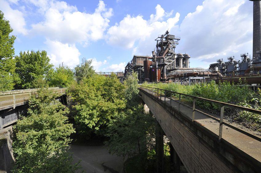 Aussengelande Landschaftspark Duisburg Nord Deutschland Photo Thomas Berns Park Landscape Landscape Architecture Landscape