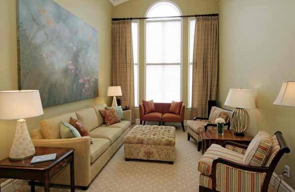 Contoh Penataan Sofa Ruang Tamu Kecil Minimalis