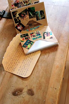 Ideas to put in a memory book