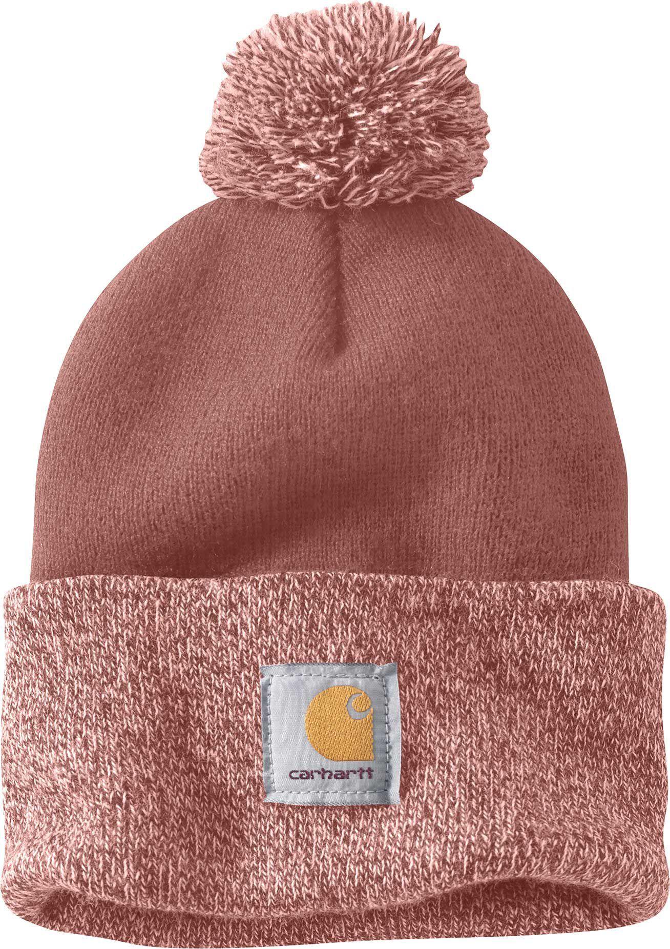 Carhartt Women s Lookout Pom Pom Hat  dcd802f7bbd