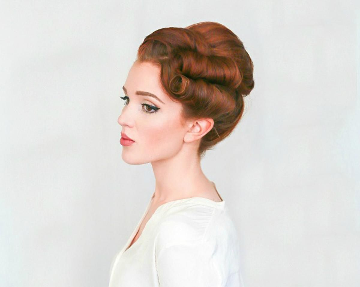 Our Favorite Bridal Hairstyles That You Can Totally Do Yourself ...