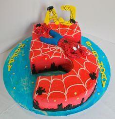 Lego spiderman cake Google Search lego spiderman cakes