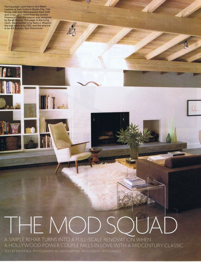 30 mid century modern living rooms with irresistible style rh pinterest com