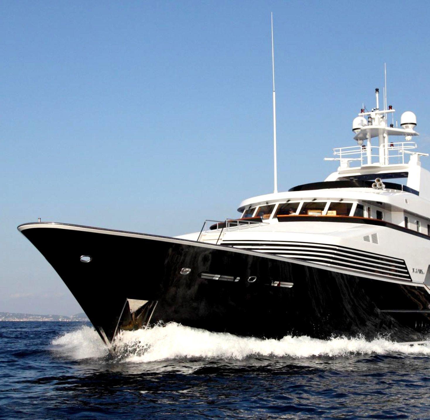 Motor Yacht Tugatsu Monaco Motor Yacht Luxury Yachts