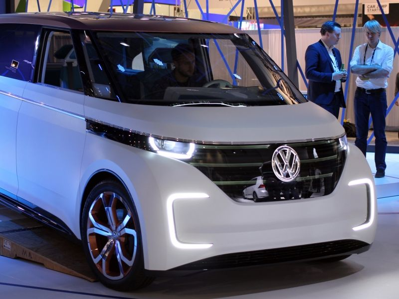 LG and Volkswagen will be collaborating on the next