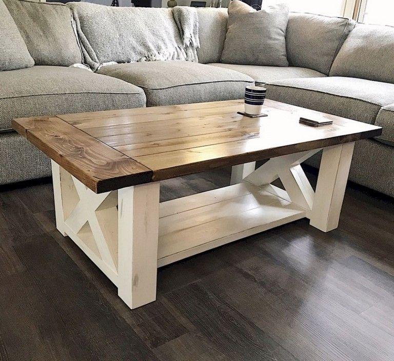 27 cool inspiring diy rustic coffee table ideas remodel furniture rh pinterest com