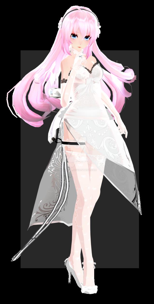 Mmd dress models download by hikariwakamiya on deviantart - Tda Cross Luka Download By Endibell Deviantart Com On Deviantart