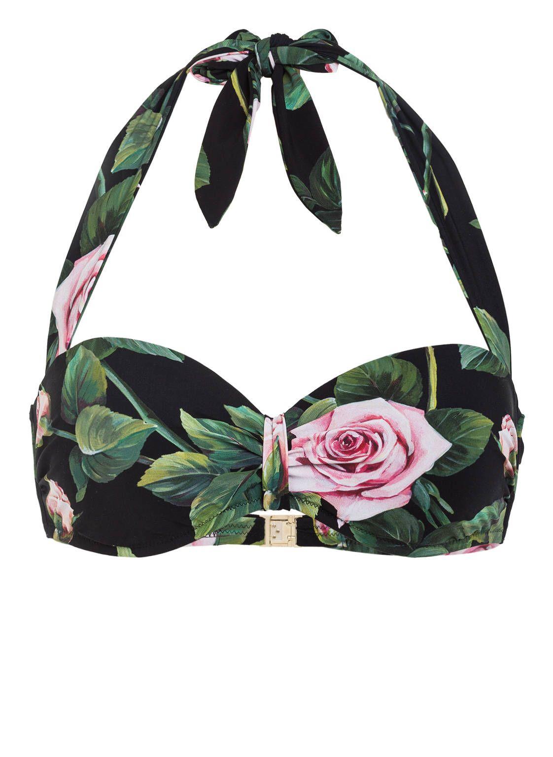 Bandeau-Bikini-Top  von DOLCE&GABBANA bei Breuninger kaufen
