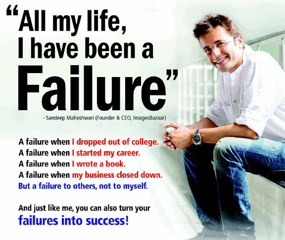8 Points Why Sandeep Maheshwari Is Successful Inspiring