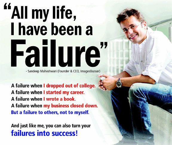 8 Points Why Sandeep Maheshwari Is Successful