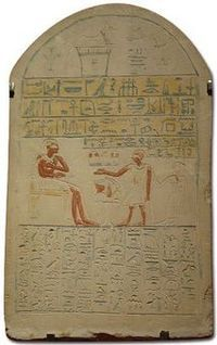 Egyptian hieroglyphs - Wikipedia, the free encyclopedia