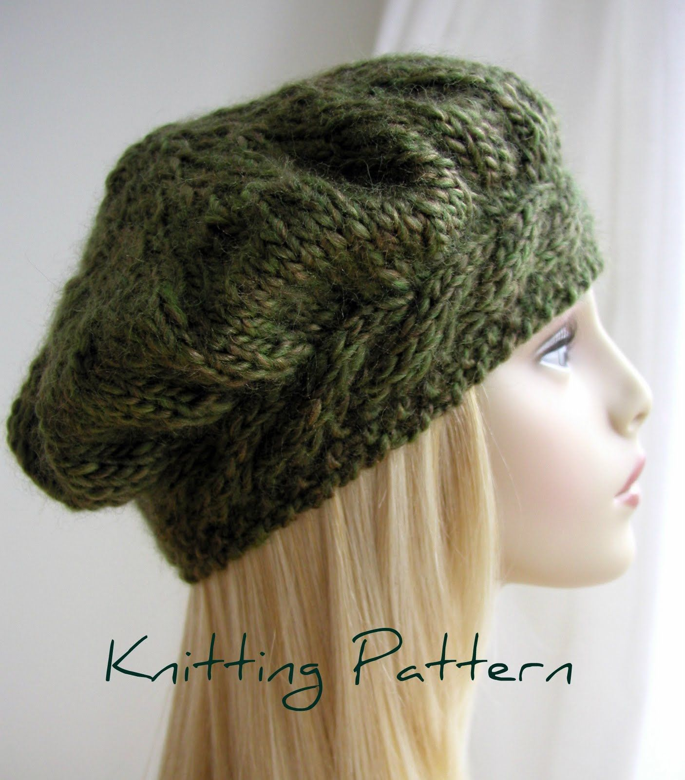 Free knit hat pattern google search knit it yourself free knit hat pattern google search bankloansurffo Choice Image