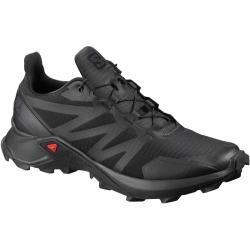 Photo of Salomon Supercross shoes men black 46.6 Salomon