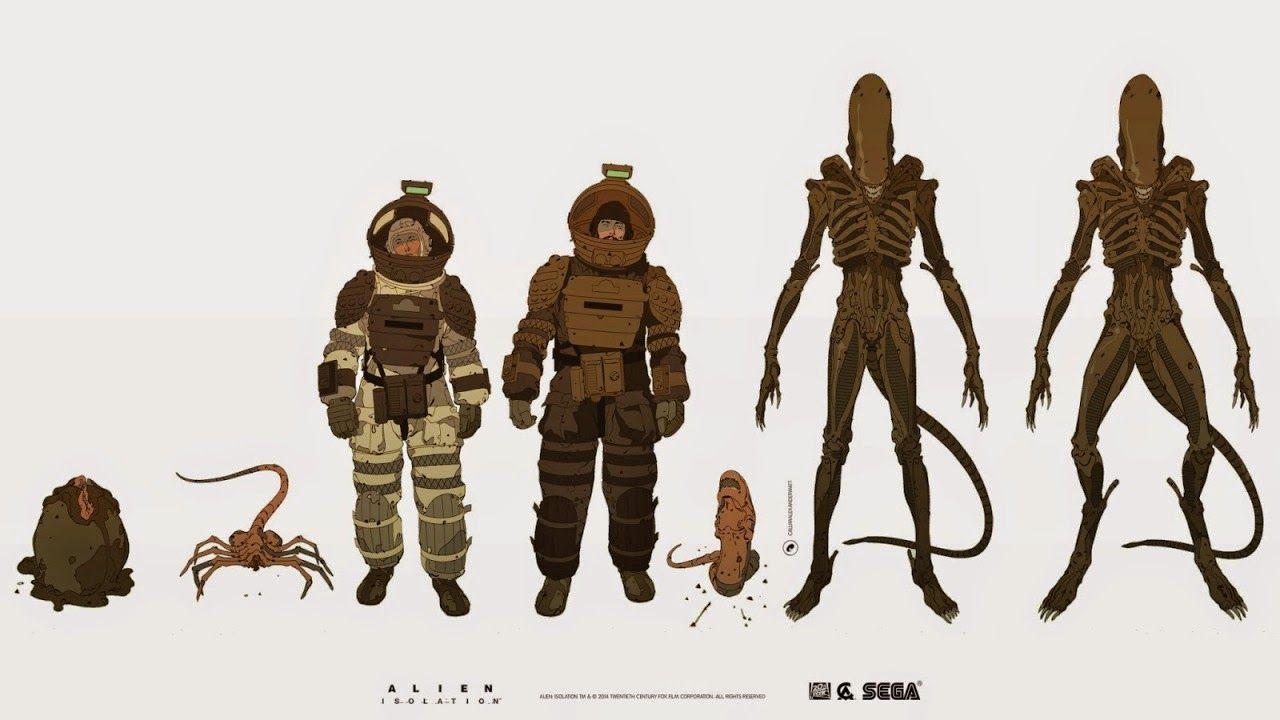Concept Of Character Design : Image result for alien covenant aliens a l i e n s t u f