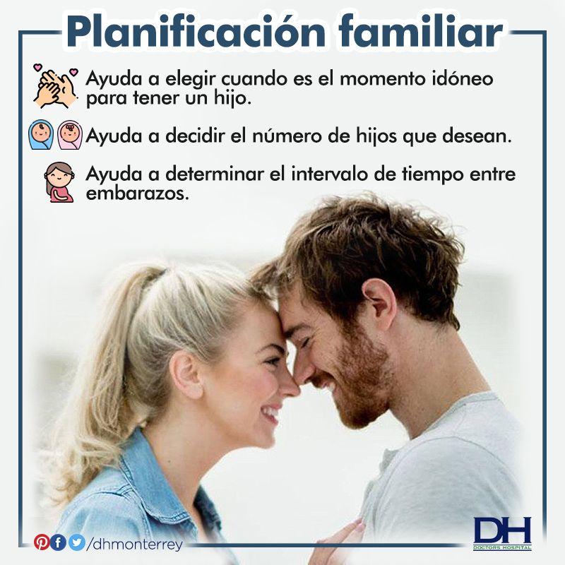 Estos Son Algunos De Los Beneficios De Realizar Tu Planificacion Familiar Recuerda Que Lo Ideal Es Que Acudas Con Tu Me Planificacion Familiar Familia Medicos