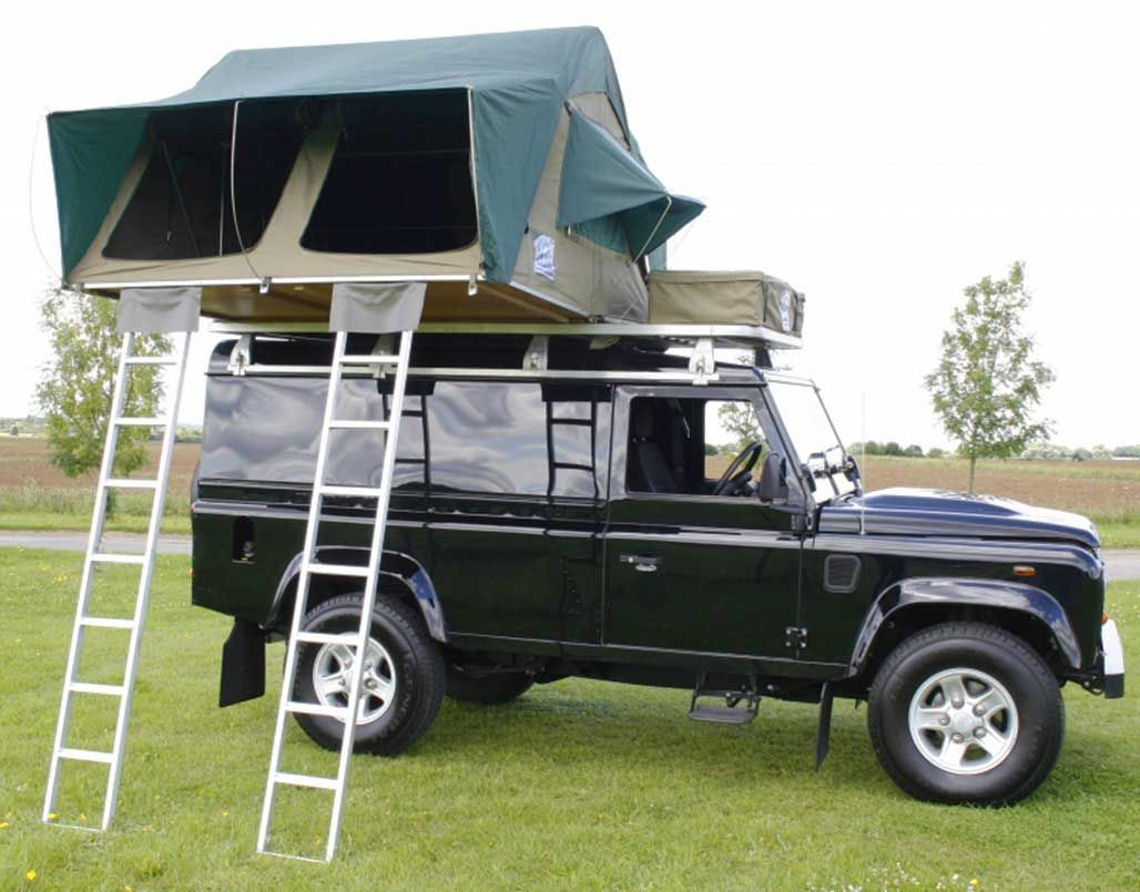 Billedresultat for land rover roof tent  sc 1 st  Pinterest : hannibal roof tent uk - memphite.com