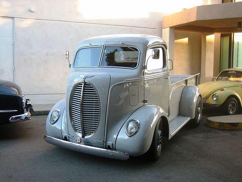キャブ・オーバー・エンジン Cool Classic Pickups Vans Amp Such