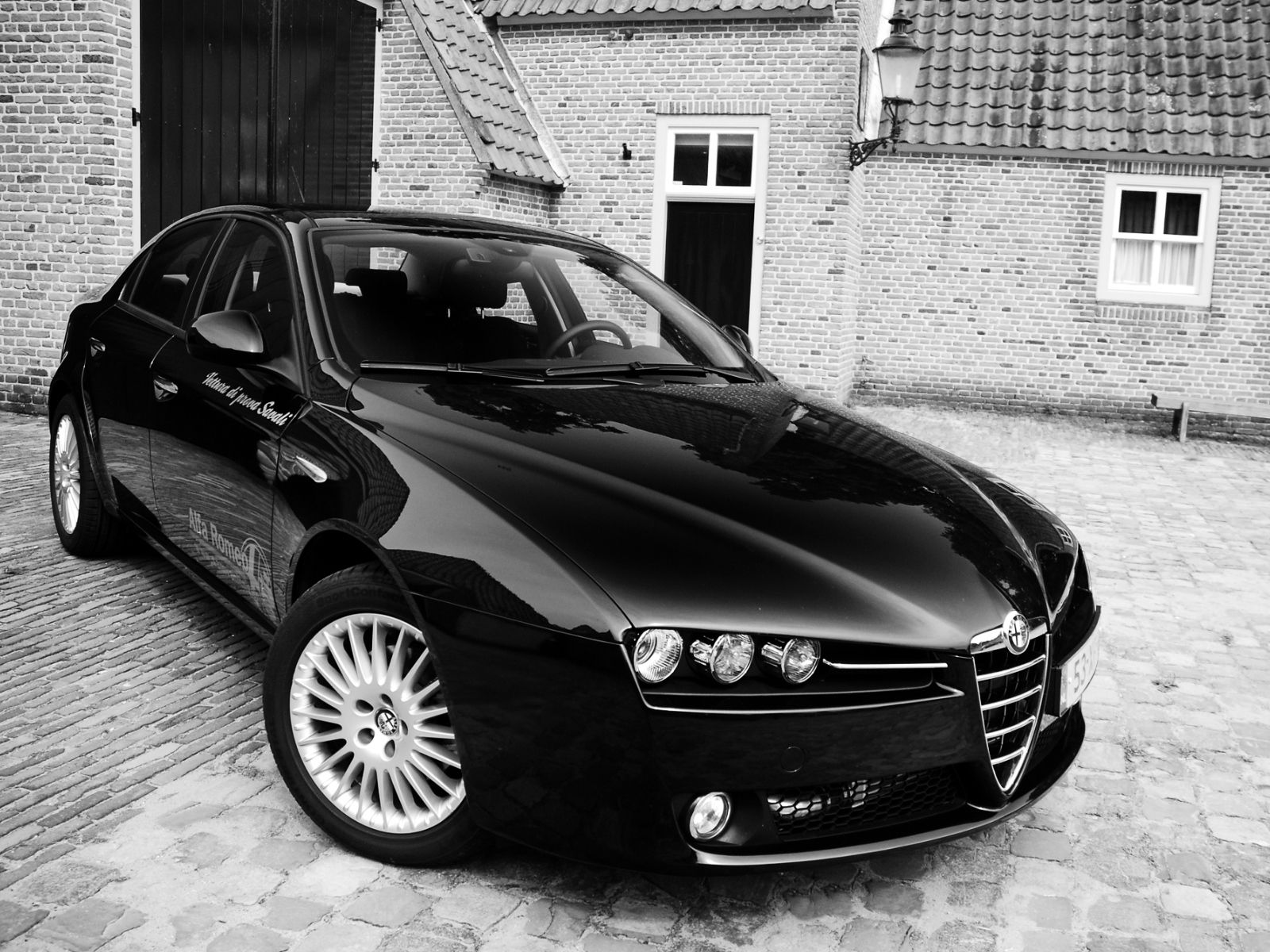 Alfa Romeo 159 Image In 2020 Alfa Romeo Sports Car Wallpaper