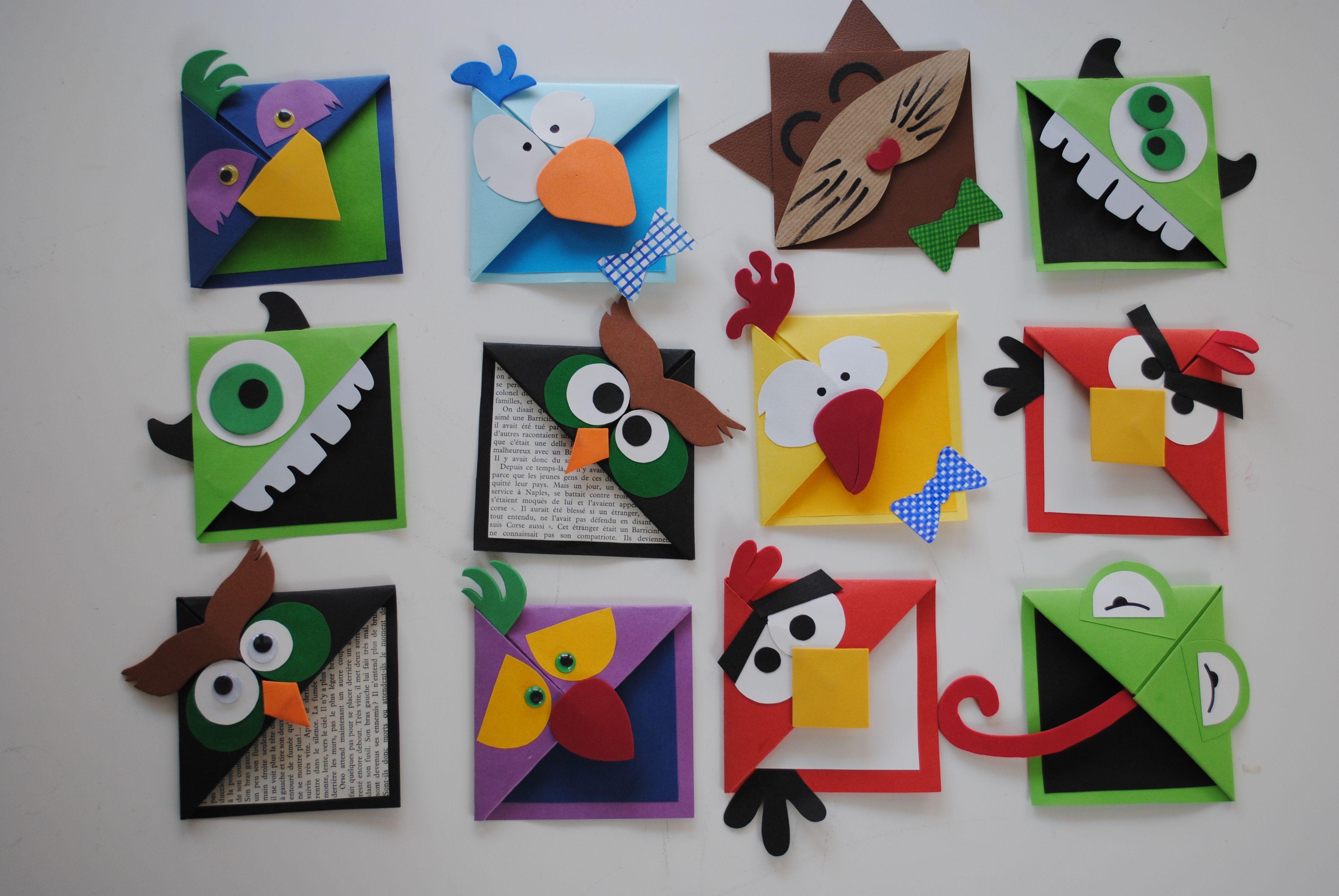 Segnalibro Bambini ~ Asinelli creatividea bimbi segnalibri segnalibro