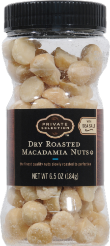 Image for Private Selection Dry Roasted Macadamia Nuts