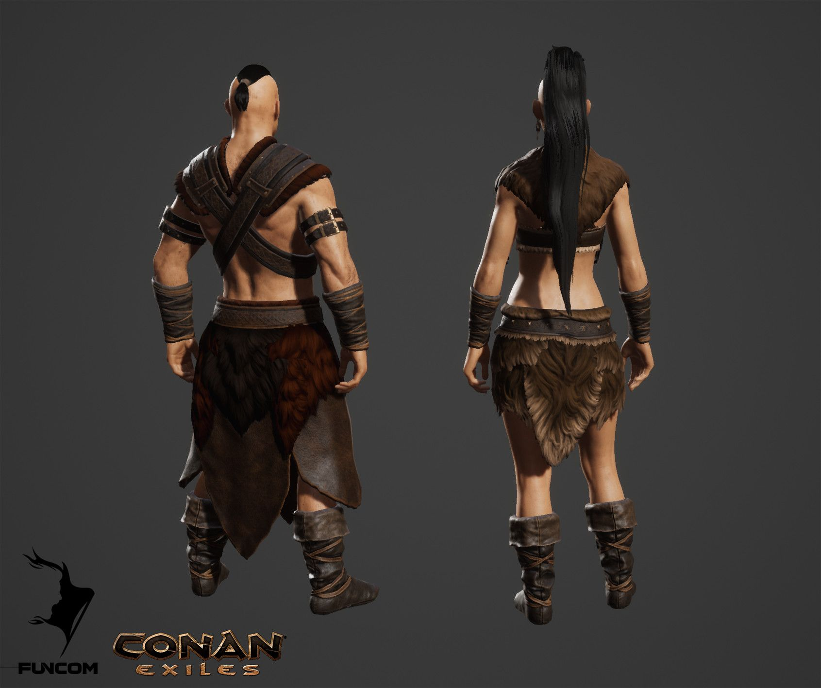 Artstation Conan Exiles Armor And Clothing Part 2 Jenni Lambertsson Conan Exiles Fantasy Clothing Conan Darfari cannibals are the first type of human enemy you will encounter in the exiled lands. conan exiles armor and clothing part 2