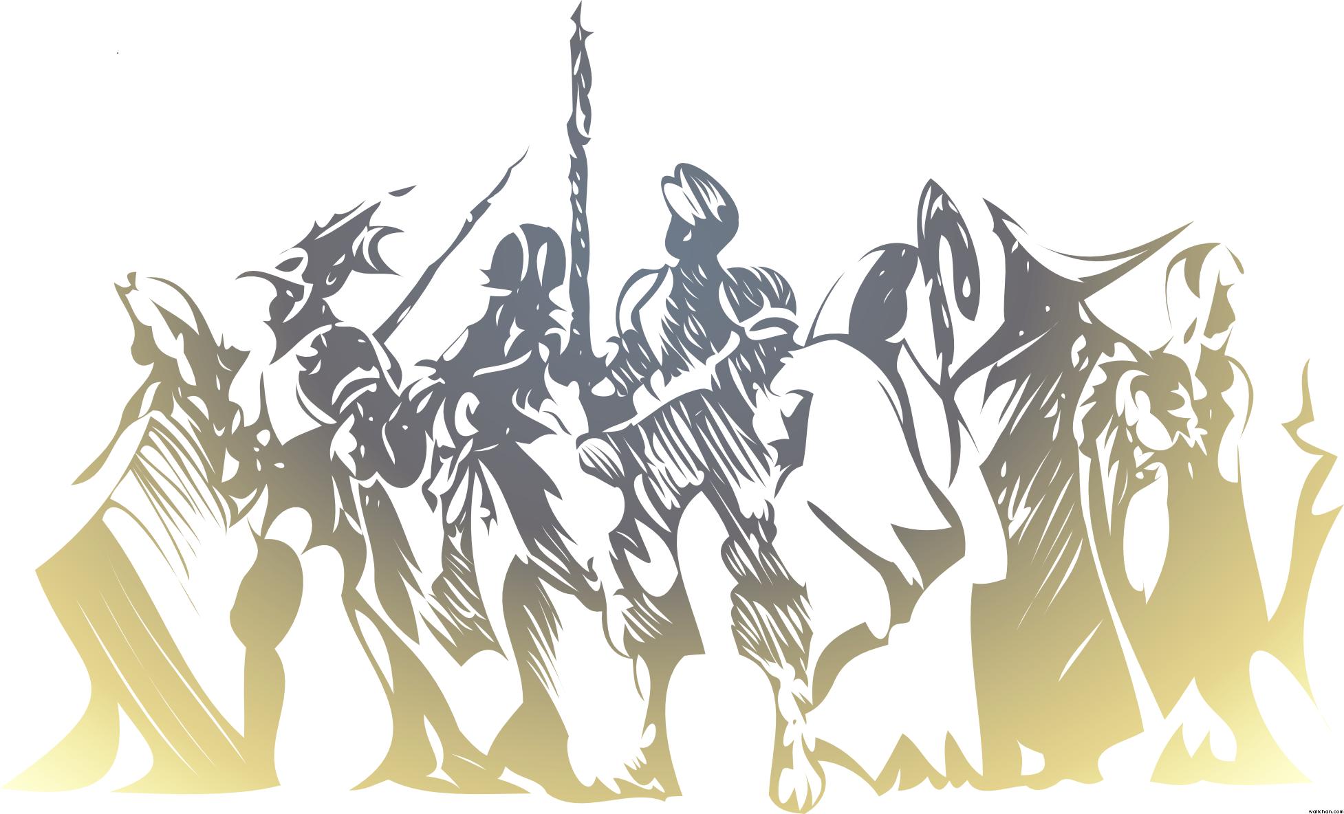 48293 Final Fantasy Tactics Logo Png 1954 1184 Final Fantasy Tactics Final Fantasy Logo Final Fantasy Art