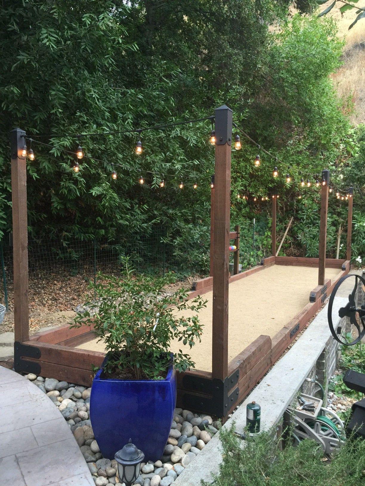 Epingle Par Trbinterest Sur Boules Terrain Petanque Decoration Jardin Exterieur Comment Construire