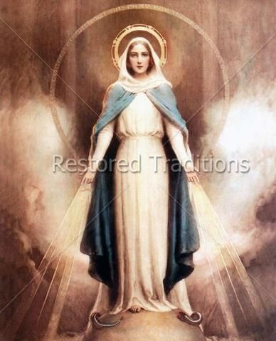 Our Lady Of Grace Chambers The Madonna Blessed Mother Mary