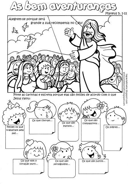Tia Paula Com Imagens Atividades Da Biblia Para Criancas