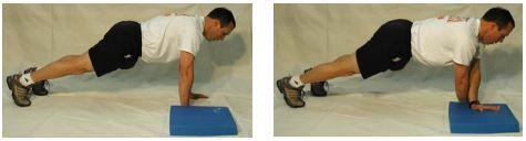 EXERCISE SHEET: Airex Balance Pad