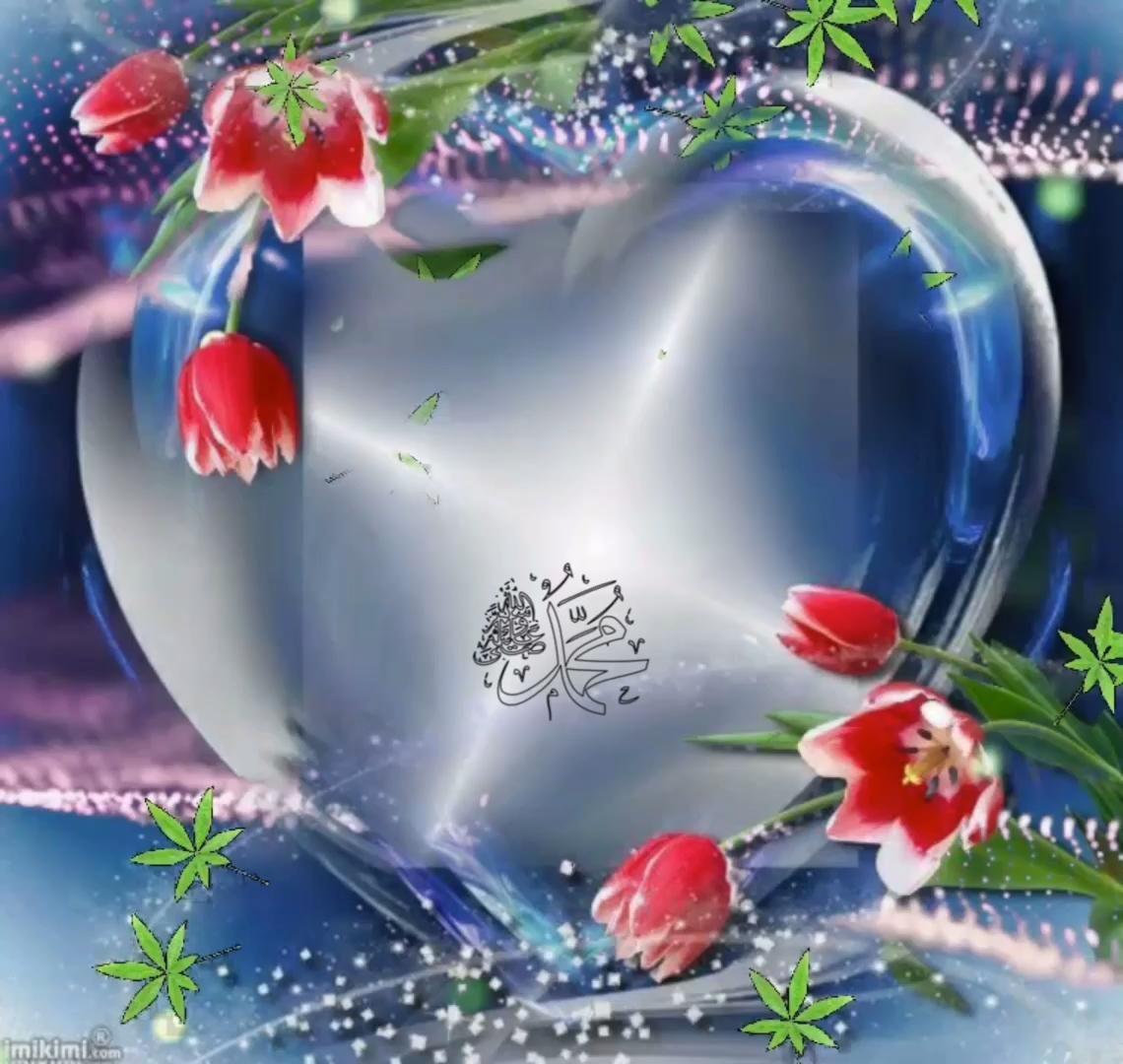 Islamic Video In 2020 Good Night Flowers Jumma Mubarak Images Islamic Wallpaper