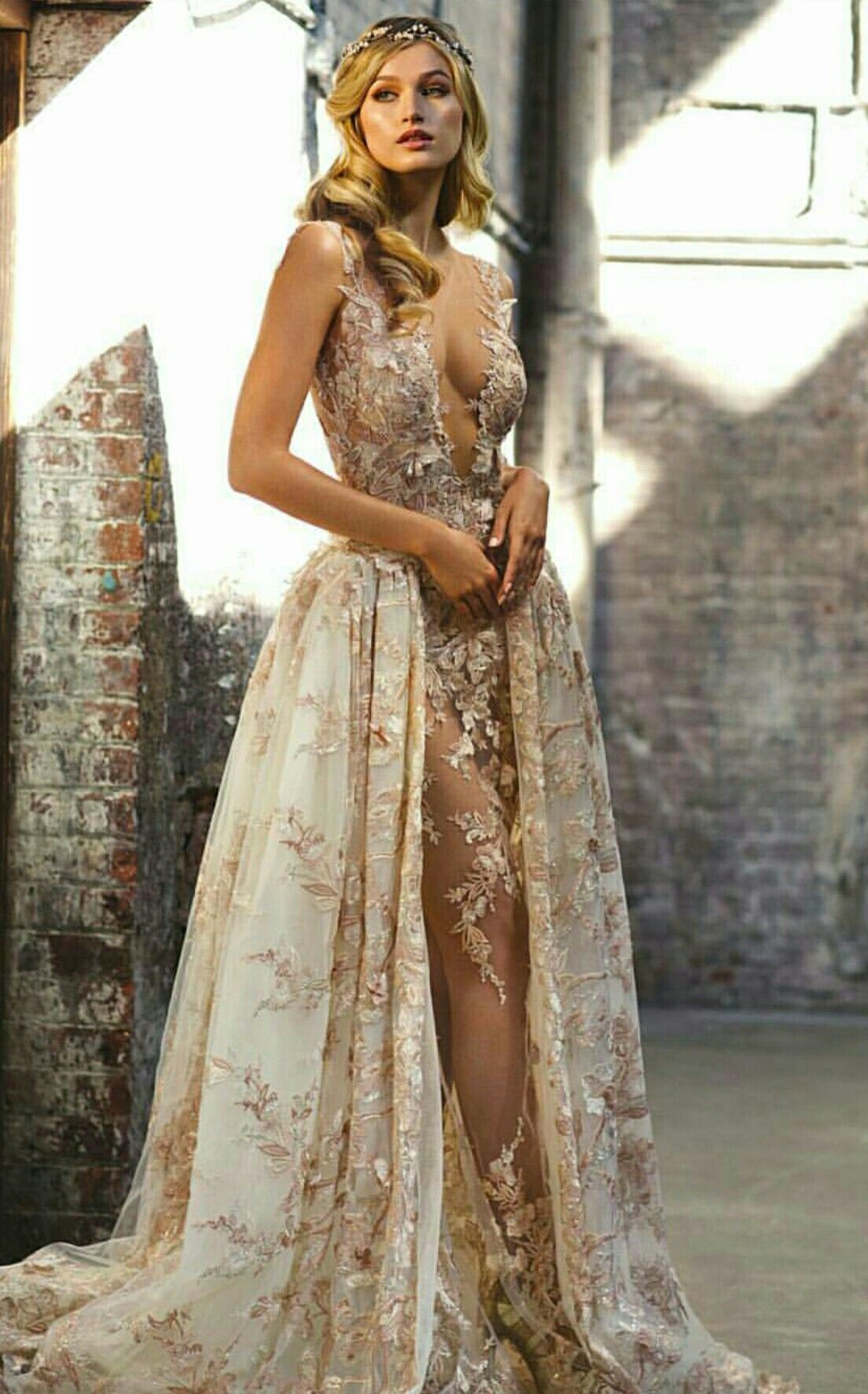 Pin by käthe lozädä on vestidos pinterest wedding dress dream