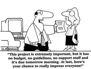 Super belangrijke opdracht! #kantoor #humor