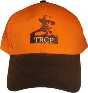 TRCP Blaze Orange Hat AS SEEN IN: MONTANA: MOUNTAIN GROUSE